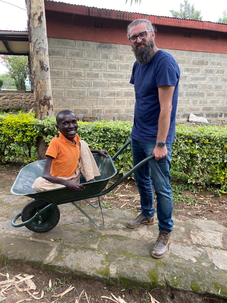 Mali dom - Misija u Africi